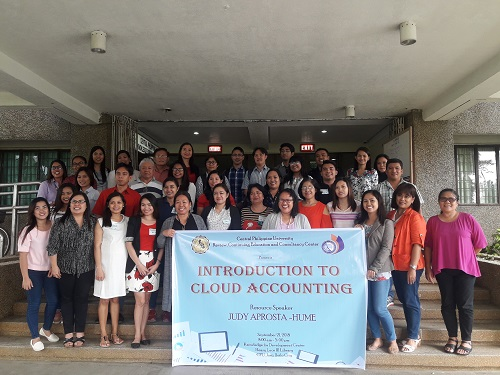 Introduction to Cloud Accounting