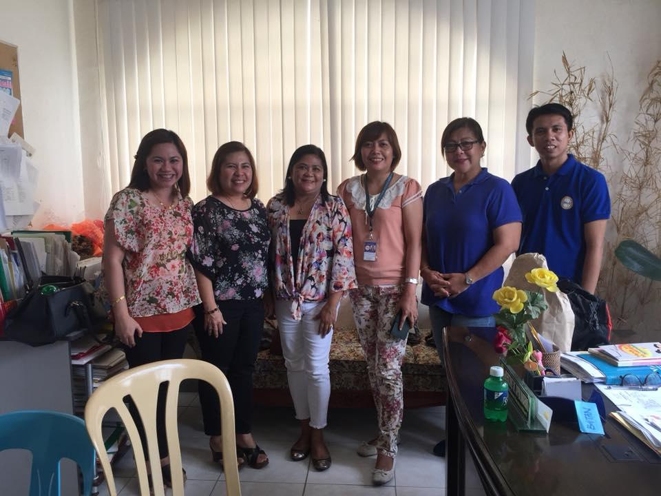 Western Visayas iWash Hub Team